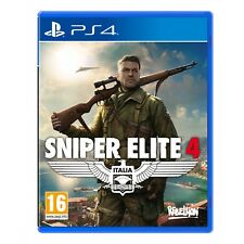 Sniper Elite 4 Ps4 Game 14th February 2017
