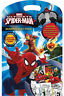 Ultimate Spiderman Bumper Play Pack Colouring Pad and Pencils