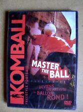 DVD Master the ball deviens un artiste du football /J19