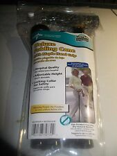 Medline Deluxe Folding Cane with Maple Hand Grip - New in Package