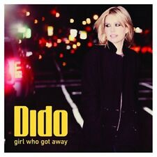 DIDO - GIRL WHO GOT AWAY  CD  11 TRACKS INTERNATIONAL POP  NEU