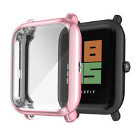 TPU Watch Case Protective Cover Film For Xiaomi Huami Amazfit Bip Youth Lite HQ
