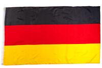 Deutschland Flagge Fahne mit Ösen 150x90cm Fan Fussball diverse Länder