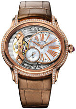 Audemars Piguet Ladies Millenary Rose Gold Diamond Case 77247OR.ZZ.A812CR.01
