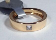 Unbranded Princess Solitaire Fine Diamond Rings