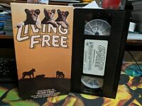 LIVING FREE VHS GOOD TIMES HOME VIDEO