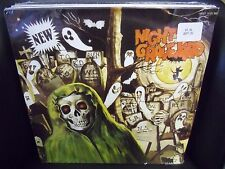 NIGHT IN A GRAVEYARD LP Haunted House Music Co. SEALED Italy Halloween