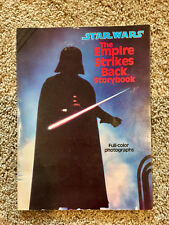 Vintage STAR WARS The Empire Strikes Back Storybook ~ 1980 softcover