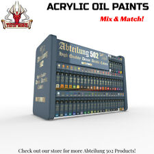 Abteilung 502 High Quality Dense Acrylic Paints - Full Range Mix and Match