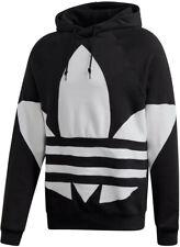 Adidas Originals para Hombre Gran Trébol Con capucha Sudadera para hombre FM9908 Talla M Nueva Reino Unido