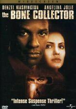 The Bone Collector (Dvd, 1999) disc only - Denzel Washington & Angelina Jolie