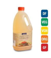 2 x 2L  MELROSE ORGANIC Apple Cider Vinegar (4L Deal)