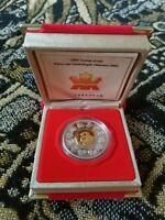 RCM - Canada 15 Dollars 2001 - Lunar New Year - Snake - Original Packaging