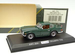 Detail Cars 1/43 - Triumph TR6 1969 Green