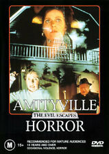 AMITYVILLE HORROR (THE EVIL ESCAPES) - BRUTAL TERROR HAUNTED HOUSE HORROR DVD