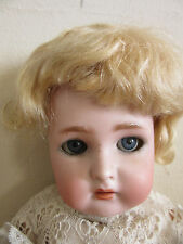 Antique Simon & Halbig K&R Kammer Reinhardt Bisque/Composition Doll 17.5""