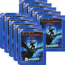 Blue Ocean Drago domare facile 3 Sticker 3 x display//108 Sacchetti
