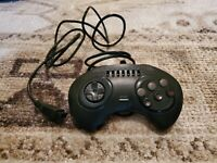 Sega Genesis & Sega CD High Frequency 6-Button Controller Turbo NOT Tested