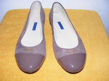NEU JOOP !  Gr. 38,5  Ballerinas flach edel hochwertig NEU malve