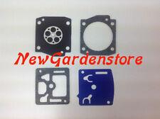 Ensemble Membrane Joints pour Carburateur C3a Gnd-21 Gnd-62 Zama 224008