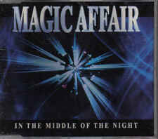 Magic Affair- In the middle of the night cd maxi single