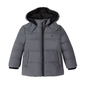 New Calvin Klein Jeans Big Boy's Puffer Jacket Size S, M, L, and XL MSRP $110
