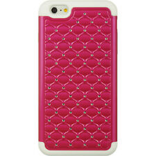 """Dual Layer Hybrid Studded Spot Diamond Cover Case For iPhone 6Plus 5.5"""" +SP"""
