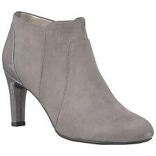 Women's Bandolino Liron Bootie Gray Size 11 #NKVIZ-864