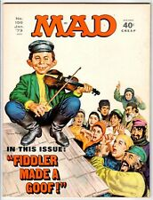 E.C. - MAD #156 - VG March 1973 Vintage Magazine