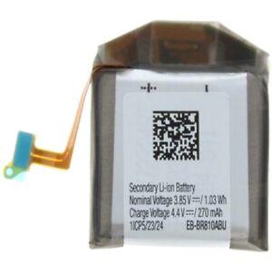 Genuine Samsung EB-BR810ABU battery for Galaxy S4 WATCH 42mm SM-R810 SM-R815