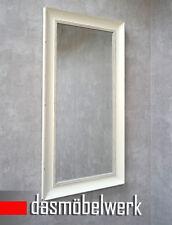 Spiegel Wandspiegel Hängespiegel Facettenschliff Bad Shabby 40 x 80 cm MR516-1W