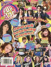 POP STAR MAGAZINE ~ Oct 2008 ~ Jonas Brothers Selena Demi Miley Zac ~~ B-1-1