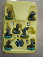 LOTR - Lord Of The Rings Starter Set Tradable Miniatures Game Combat Hex 2003