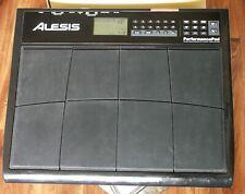 Alesis PERFOMANCE PAD - Drum Computer m. 8 dynamischen Pads MIDI Controller SR16