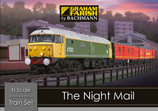 Farish 370-130  Night Mail Train Set