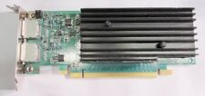 NVIDIA QUADRO NVS 295 HP 508286-003 641462-001 256MB GDDR3 PCIE-X16 DP LP VIDEO