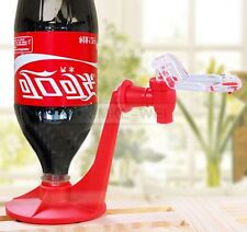 2L Cola Drinking Water Fizz Saver Soda Dispenser Bottle Drink Rack New