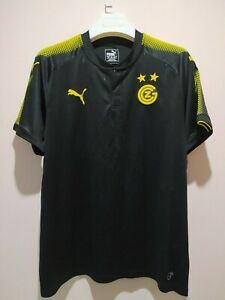 Grasshoppers FC 2018/19 season authentic soccer jersey maillot  camiseta trikot