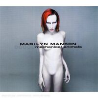 Marilyn Manson - Mechanical Animals [New CD] Explicit