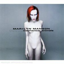 Marilyn Manson - Mechanical Animals [New CD] Explicit