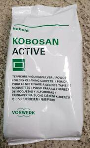 (1000g-13,95€) 2x500g Vorwerk Kobosan Teppichreinigungspulver Aktive