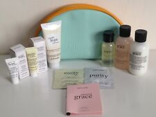 PHILOSOPHY AMAZING GRACE PURITY HOPE IN A JAR TRAVEL SKINCARE SAMPLE GIFT SET