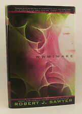ROBERT SAWYER WWW:Wake 1st/1st HB/DJ