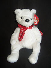 TY BEANIE BABY 2000  HOLIDAY TEDDY ( CHRISTMAS ) - MINT - RETIRED