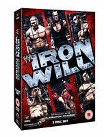 WWE: Iron Will - The Elimination Chamber Anthology [DVD]
