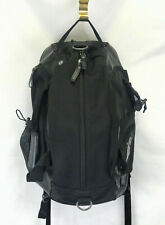 Lululemon Athletica Backpack Duffle Bag Black Used Athletic Gym Bag