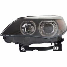 BM2502124 Headlight for 04-07 BMW 530i Driver Side