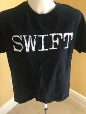 Taylor Swift Fearless Double Guitars Band Shirt Size Small