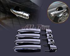 Chrome Door Handle Cover Trim for HYUNDAI Tucson 2004-2010 2009 2008 2007 2006