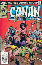 Conan the Barbarian # 137 (Alfredo Alcala) (états-unis, 1982)